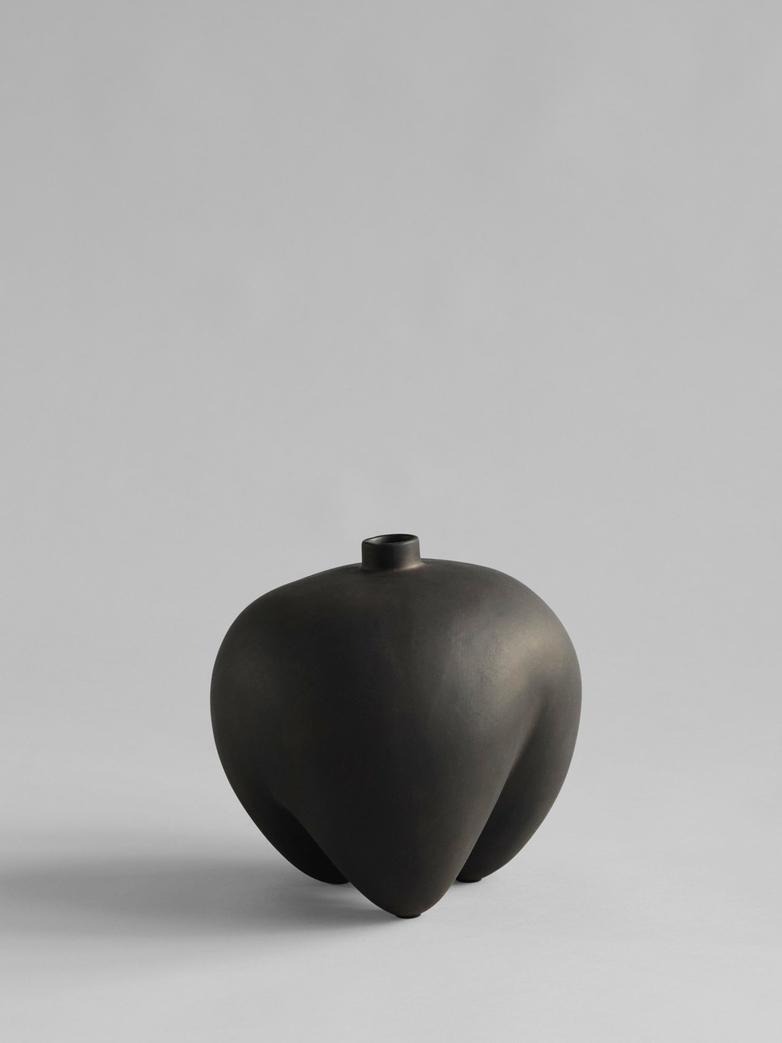 Sumo Vase - Coffee - Mini
