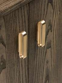 Solo Tall 4-Door Cabinet