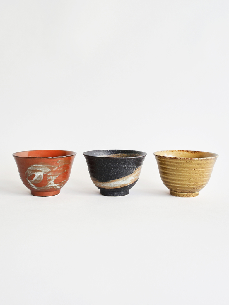 Kyoto Matcha Bowl - Set of 3