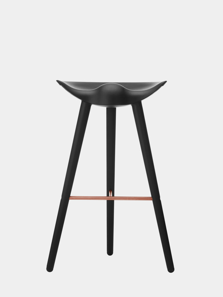 Black Stained Beech - Copper