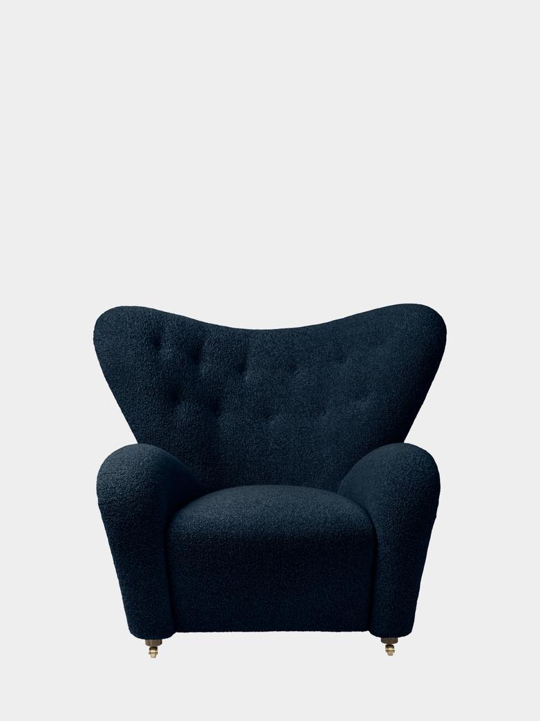 The Tired Man Armchair - Bouclé