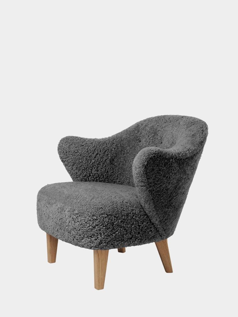 Ingeborg Lounge Chair - Sheepskin