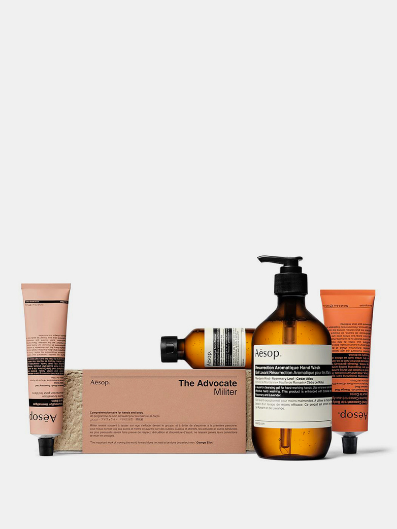 Elaborate Body - The Advocate Gift Kit