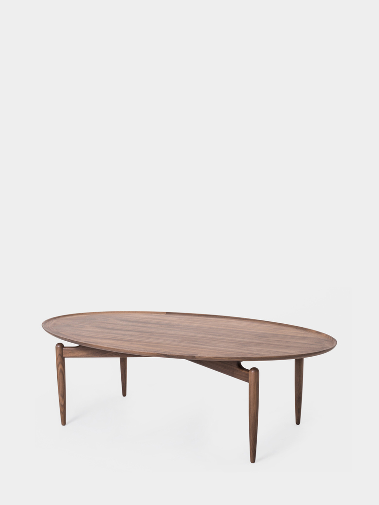 Slow Oval Coffee Table