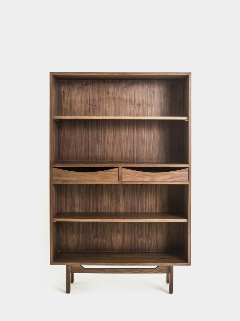 Risom Shelves