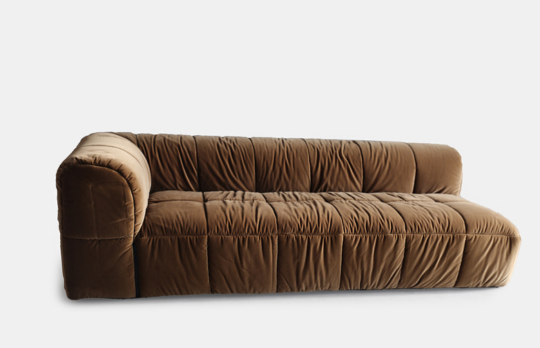 Sample Sale - Strips - Mistral 06 with Cushion 70 x 70 cm