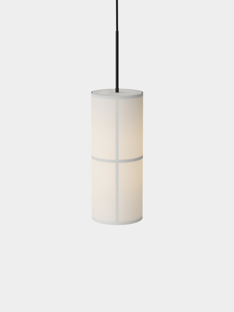 Hashira Pendant - White