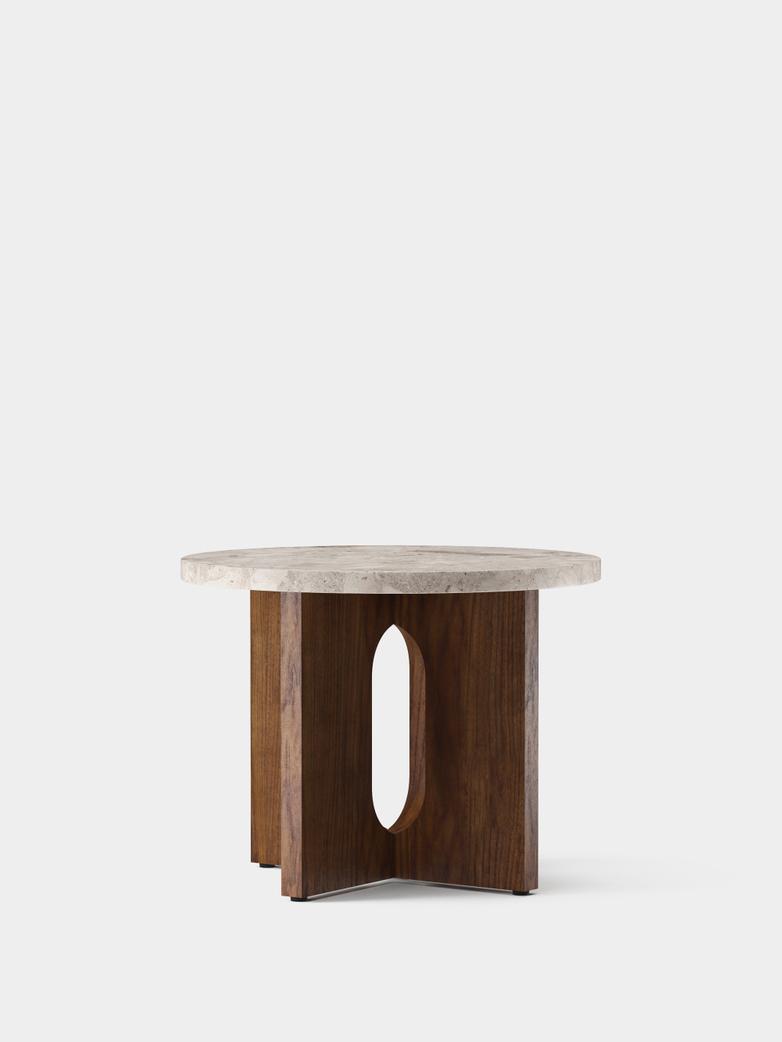 Androgyne Side Table - Natural Oak - 50