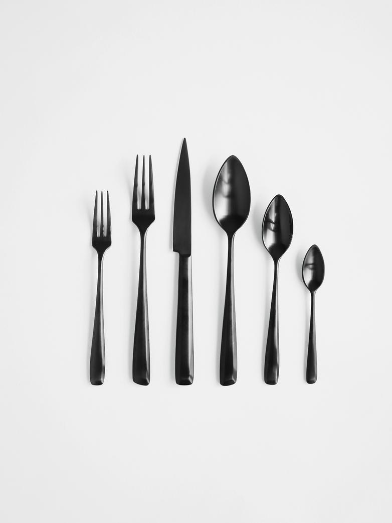 Ann Demeulemeester - Zoë Coffee Spoon - Black