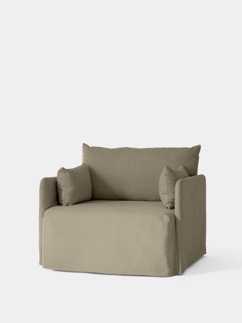 Offset Armchair - Loose Cover
