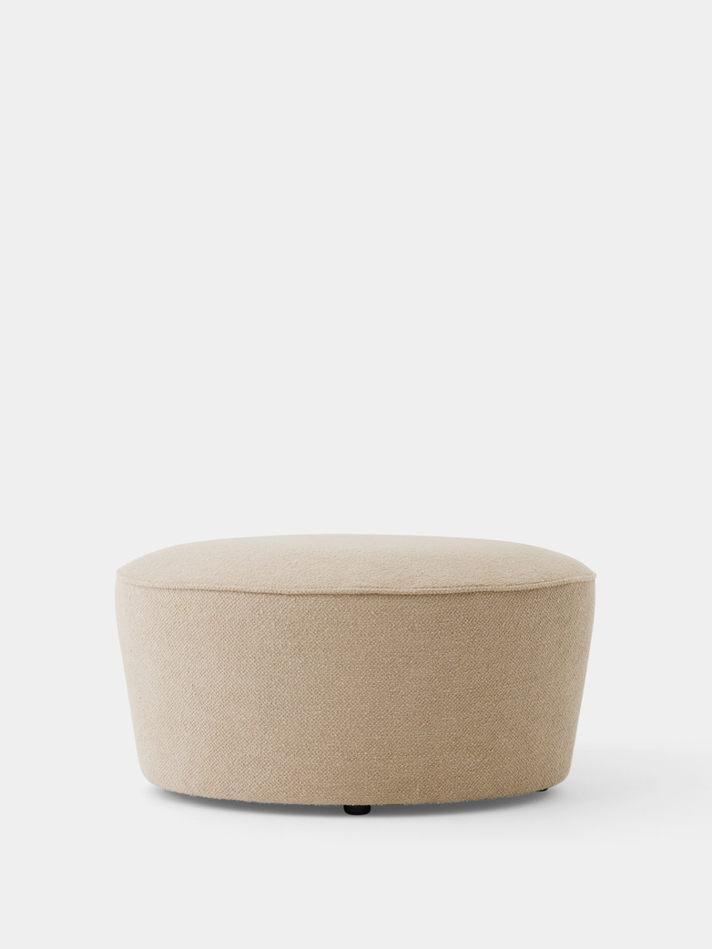 Cairn Pouf - Oval