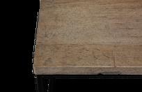 Reclaimed Sofa Table 60x60