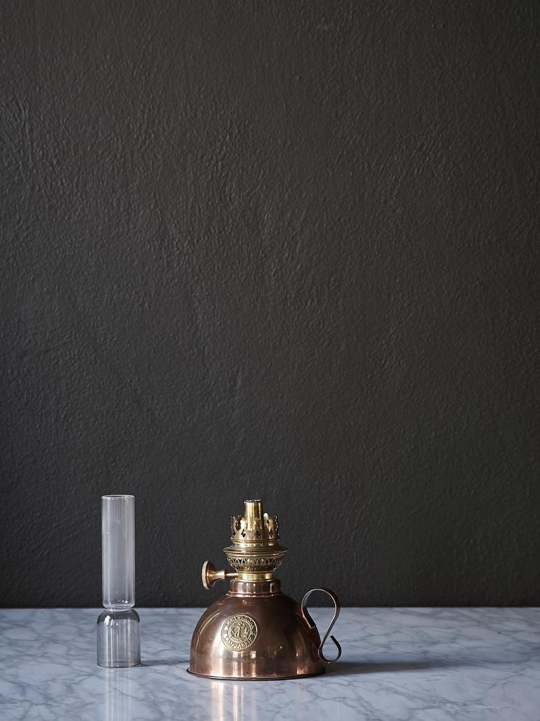 Night Lamp Copper