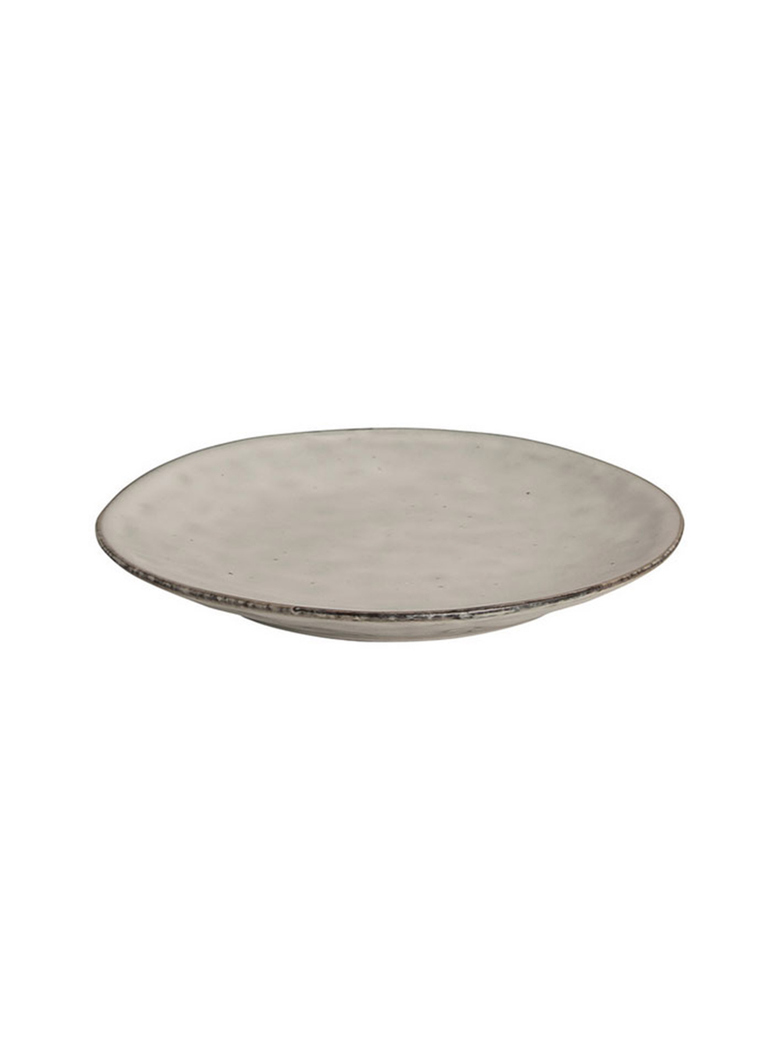Nordic Sand Ceramic Plates Side Plate