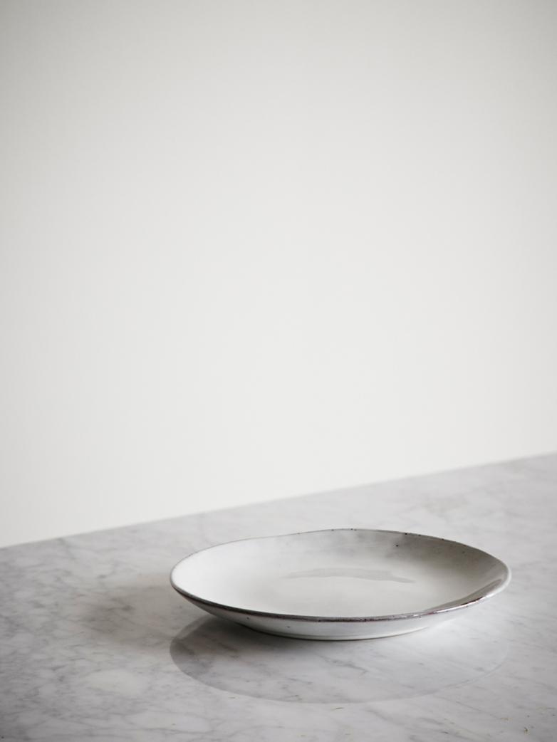 Nordic Sand Ceramic Plates Dessert Plate