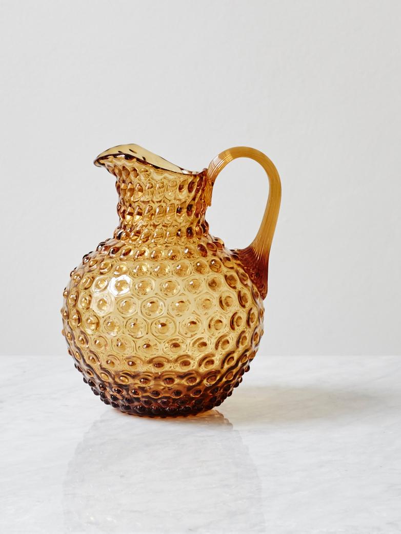 Linné Carafe Amber