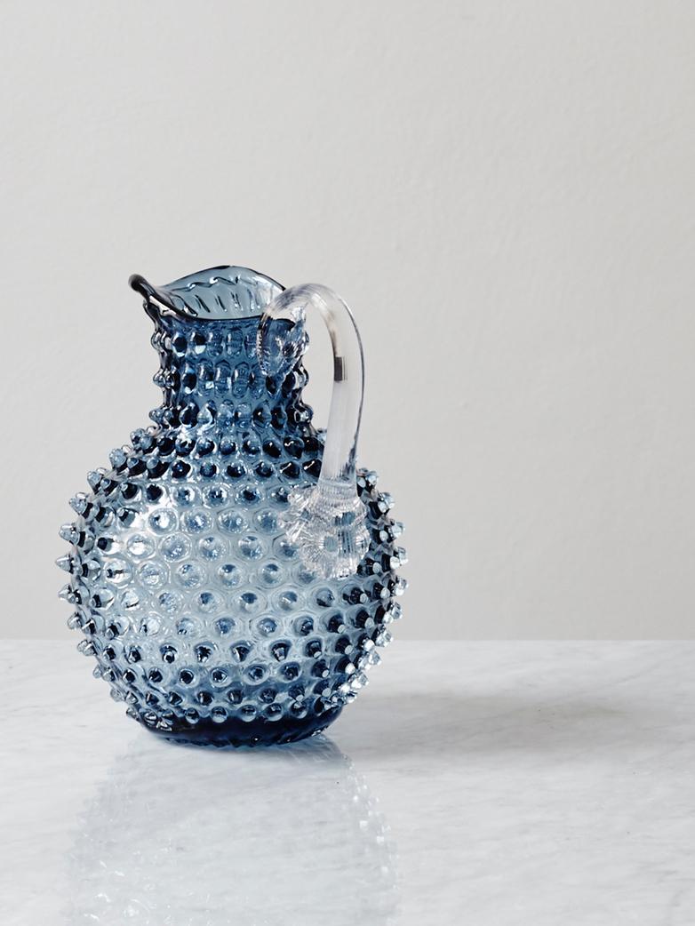 Linné Carafe Ocean Blue