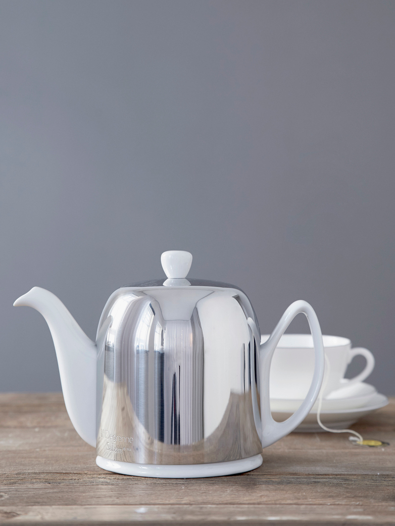 Salam White Tea Pot 6
