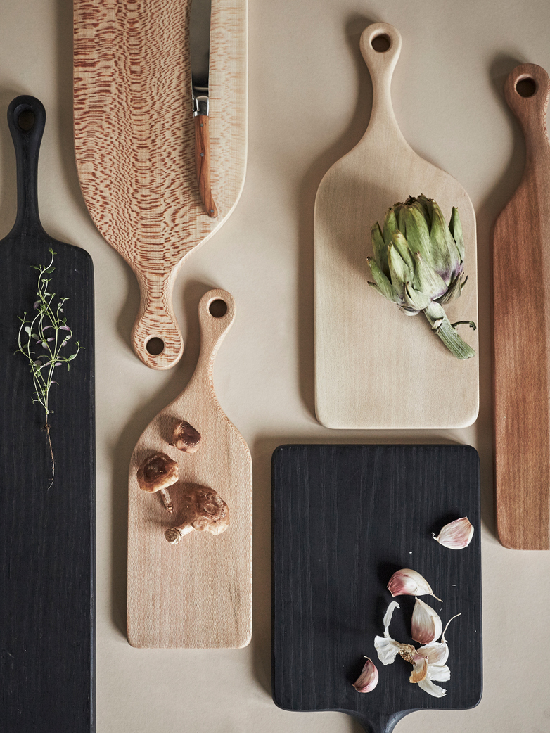 London Plane Serving Board - Size 2