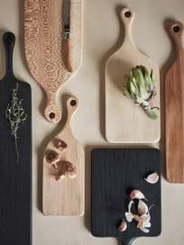 London Plane Serving Board - Size 6