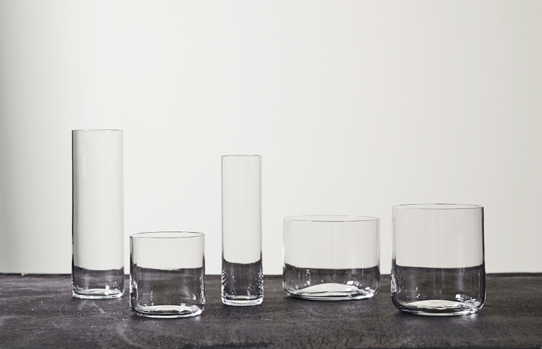 Minimal Glass Series - Mini