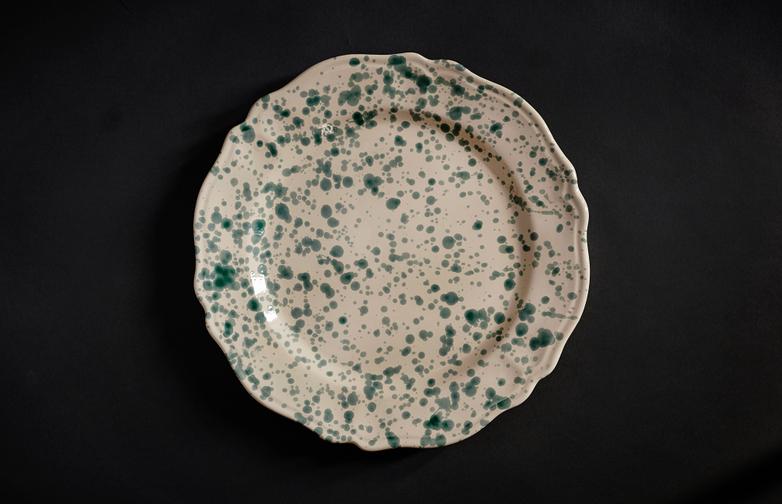 Spruzzi Dinner Plates - Dinner Plate 38 cm