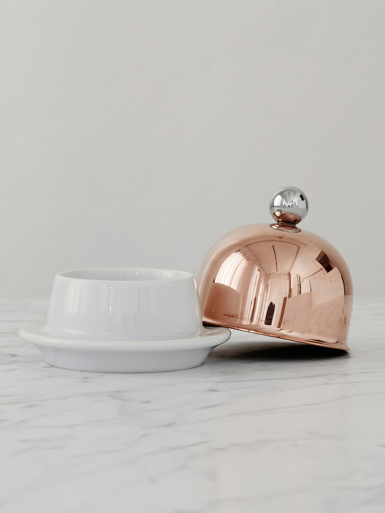 M'tradition Butter Bell 4 cl - Copper