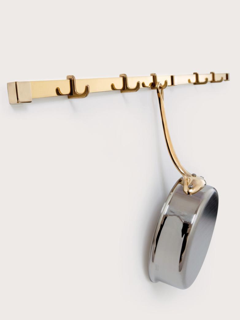 Brass Shaker List 5 Hooks