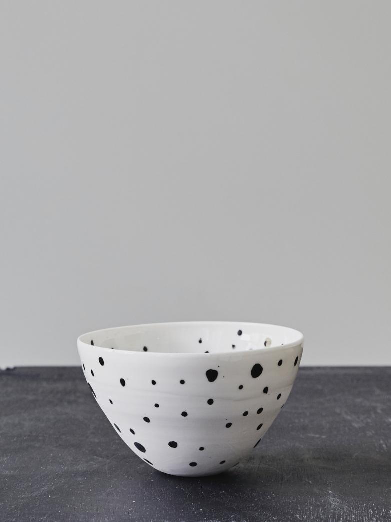 Dalmatian Bowl - Medium