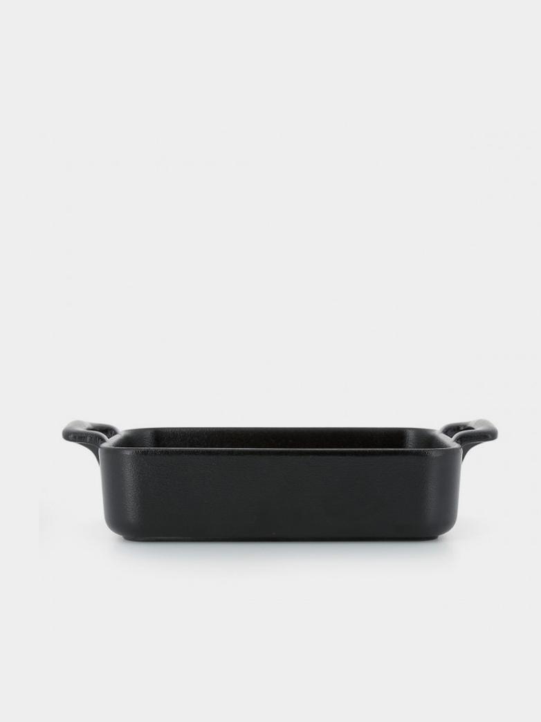 Black Roasting Dish 26x18 cm