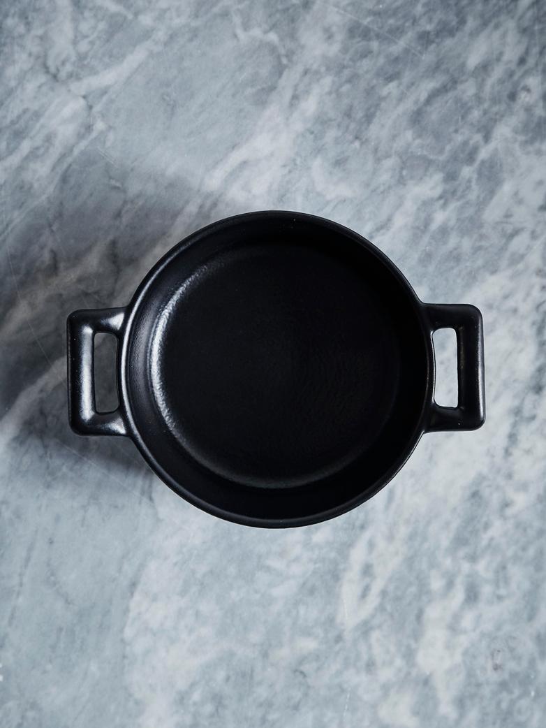 Belle Cuisine Ramkin Black