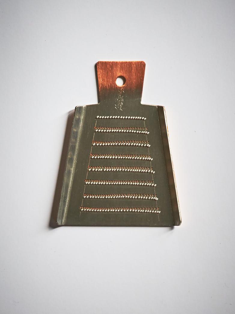 Copper grater S