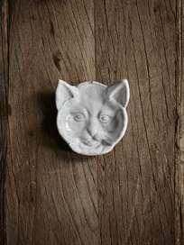 Cat Small Saucer
