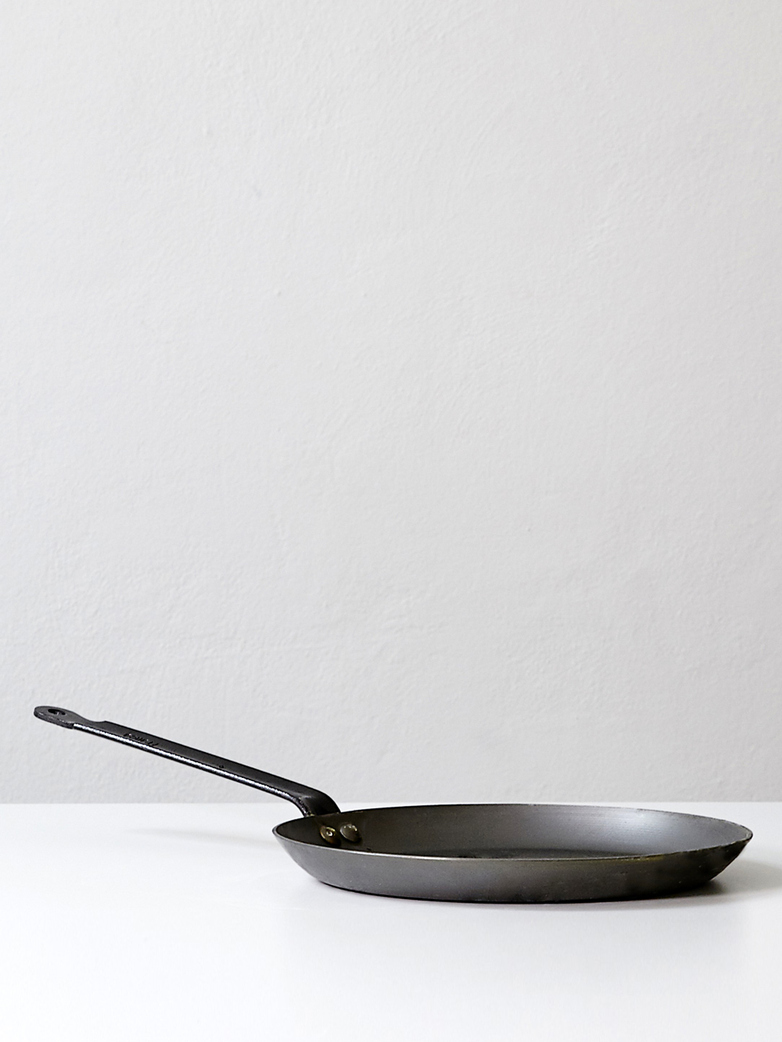 Crepe Pan Carbon / 24