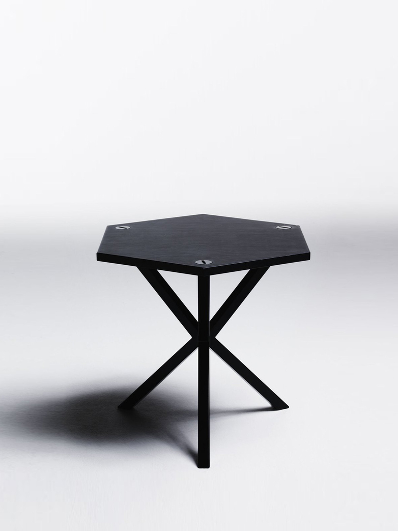 Black Oak - Black - 45 cm