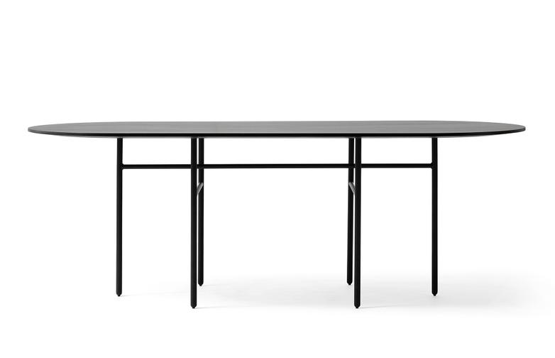 Snaregade table oval