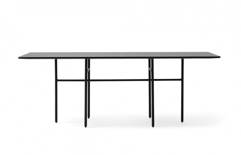 Snaregade table rectangular