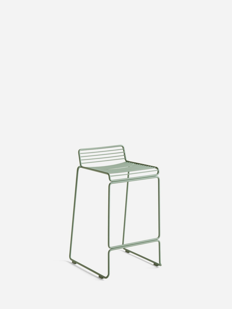 Hee Bar Stool – Fall Green