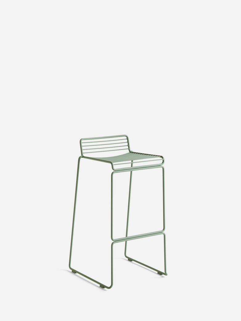 Hee Bar Stool – Fall Green – 75 cm