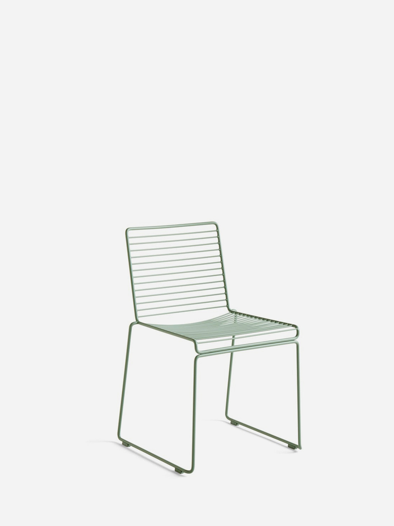 Hee Dining Chair – Fall Green