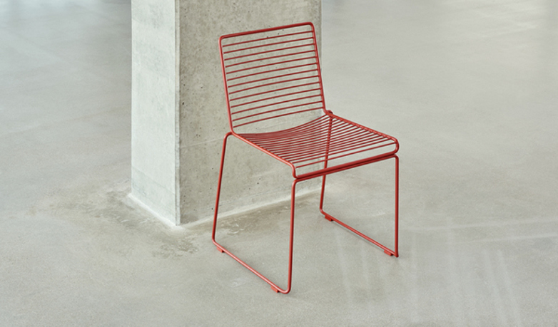 Hee Dining Chair – Rust