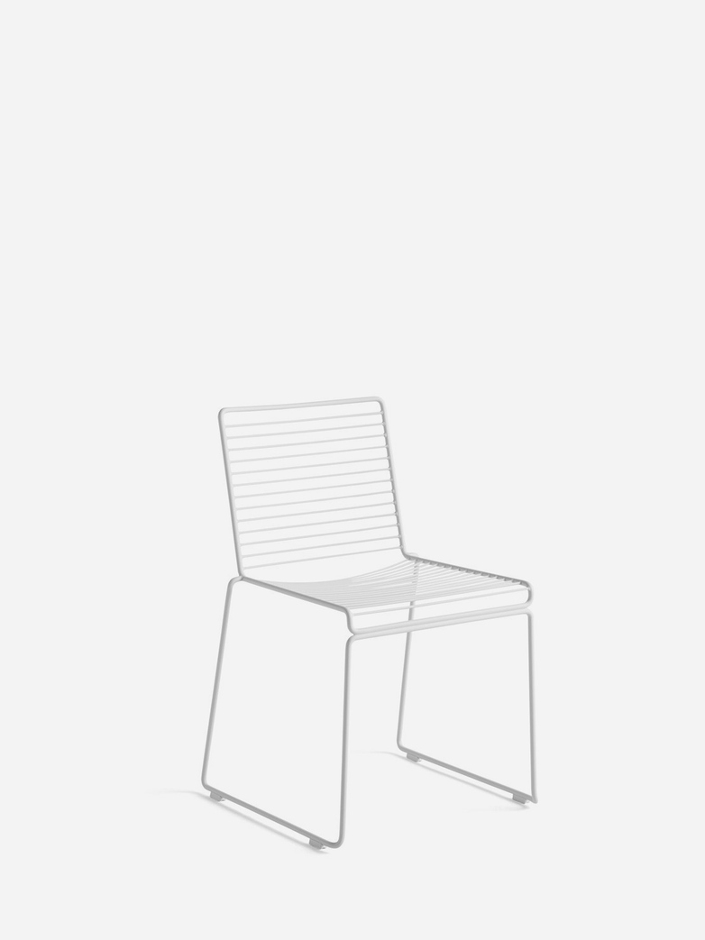 Hee Dining Chair – White