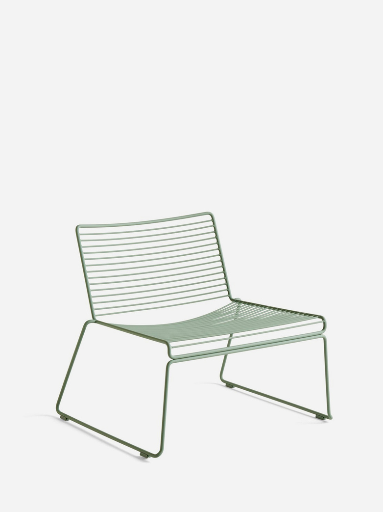 Hee Lounge Chair – Fall Green