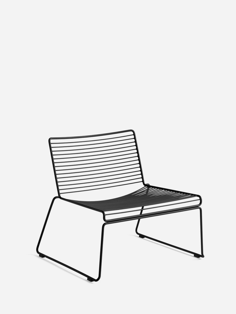 Hee Lounge Chair – Black