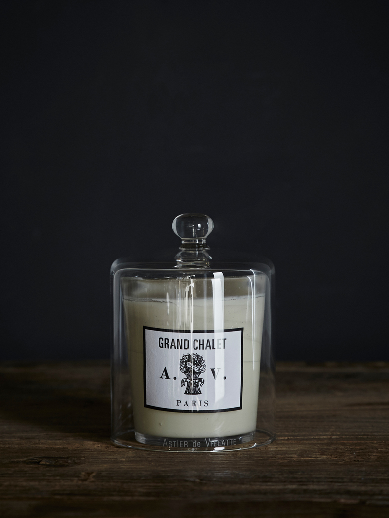 Grand Chalet Scented Candle