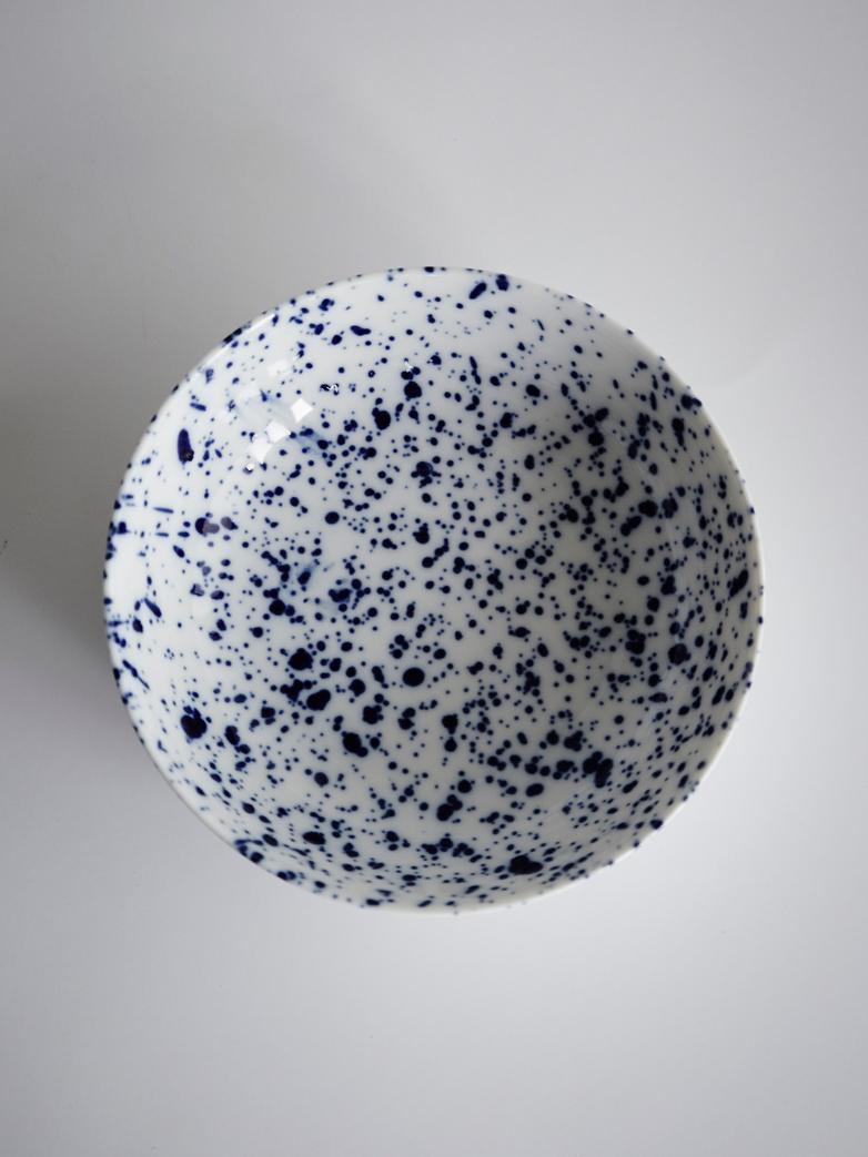 Blue Magma Tableware Soup Bowl