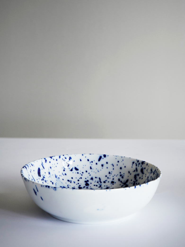 Blue Magma Tableware Soup Bowl