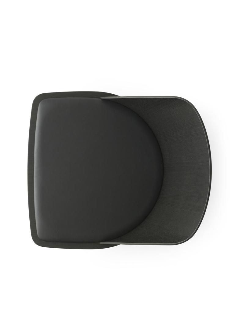 Synnes Chair Black Ash / Silk