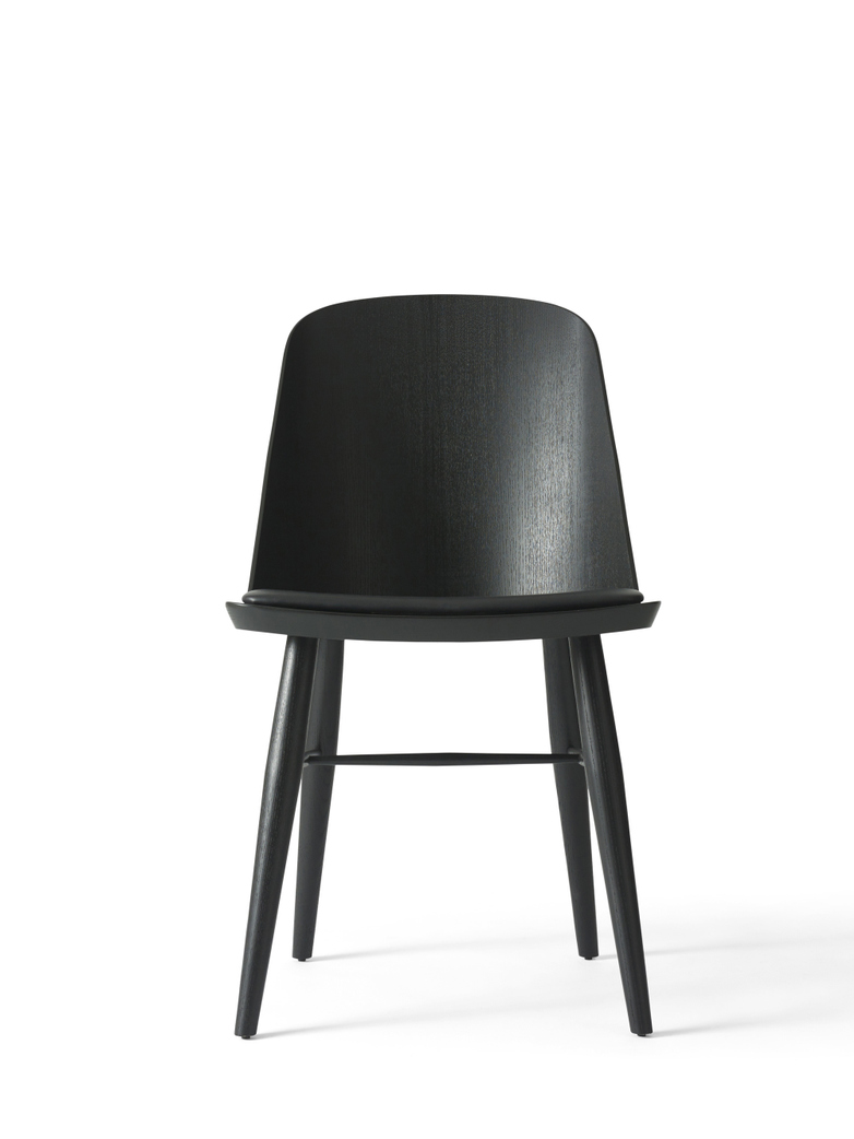 Synnes Chair Black Ash / Silk