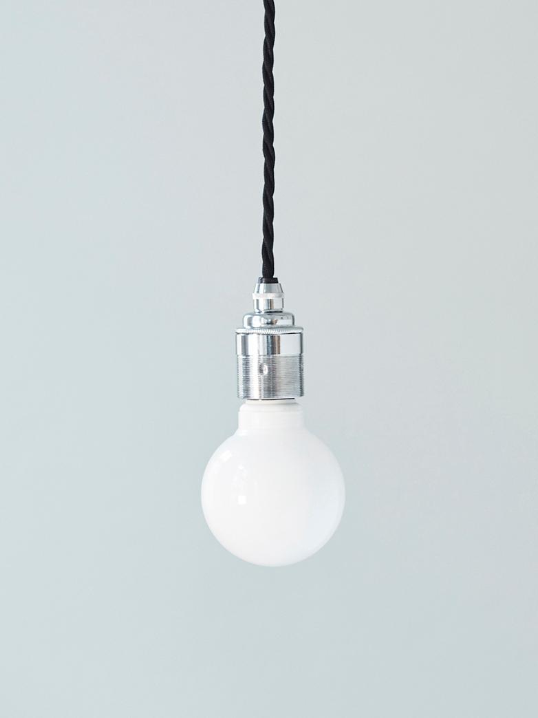 Light Bulb Opal Medium